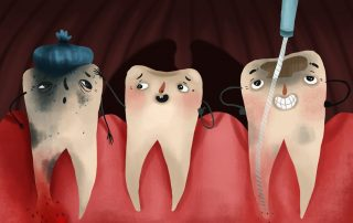 featured image for does a root canal hurt?